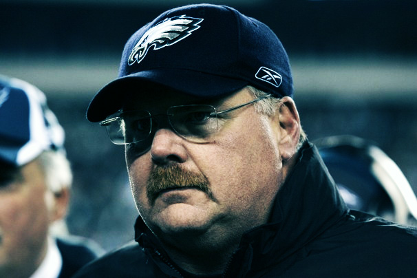 The Fall of Andy Reid